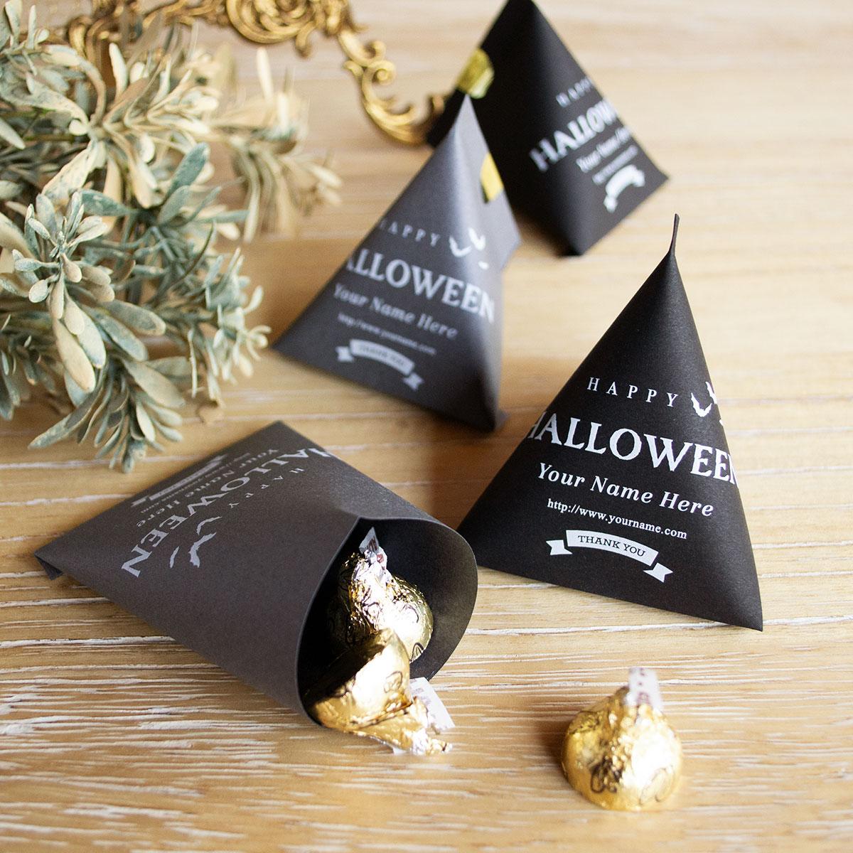 ハロウィン お菓子 ラッピング